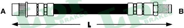 6T46026 LPR Тормозной шланг