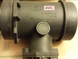 Термоанемометрический расходомер воздуха BMW 13621747155