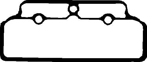 778079 ELRING Прокладка, крышка головки цилиндра