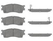 SP441 SCT Колодки торм.перед.KIA SPECTRA(ИЖ)/RIO 00-05/SHUMA 97-01/01-04/CLARUS  98-