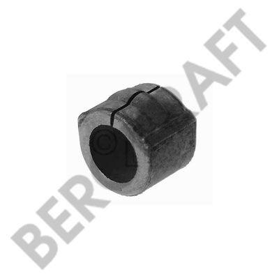 BK29081021SP BERGKRAFT Втулка стабилизатора D=58mm/d=39mm/H=47mm MERCEDES BENZ