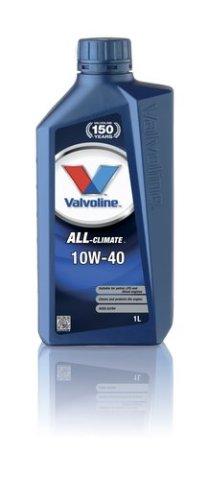Масло моторное полусинтетика 10W-40 1 л. VALVOLINE 872779