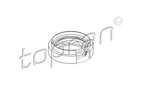 200533 HANS PRIES Уплотняющее кольцо, дифференциал