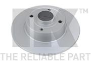 313937 NK Тормозной диск