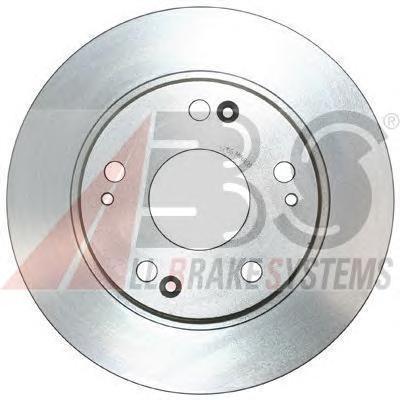 17798 ABS Тормозной диск