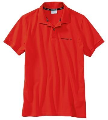 WAP90900L0B PORSCHE Мужская футболка поло Porsche Men's Polo Shirt размер: L