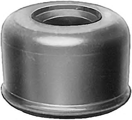 GWS7 BERU Пыльник наконечника провода высоковольтного