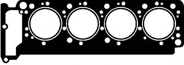 Прокладка, головка цилиндра GLASER H5010300