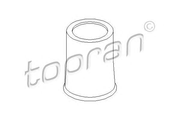 103485 TOPRAN Защитный колпак / пыльник, амортизатор