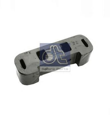 480164 DIESEL TECHNIC Подвеска, радиатор