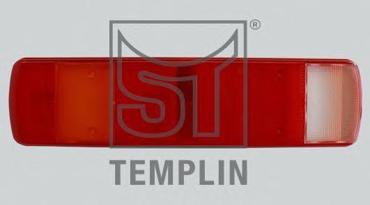 Рассеиватель, задний фонарь TEMPLIN 011107550310