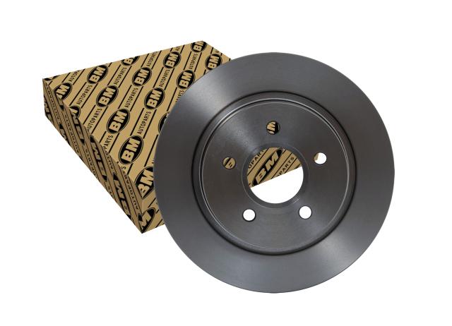 Диск тормозной задний 280 мм (1шт.) ВМ-MOTORSPORT BD5283