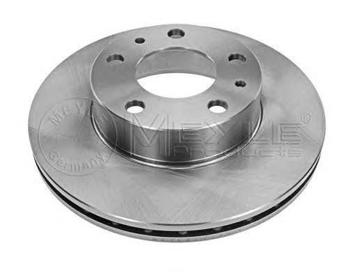 Тормозной диск MEYLE 2155210004
