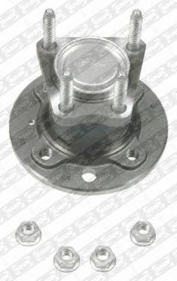 R15322 NTN-SNR Комплект подшипника ступицы колеса