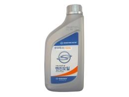 Масло моторное полусинтетика 10W-40 1 л. SSANG YONG 0000000399