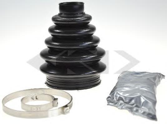 23037 GKN-SPIDAN Комплект пылника, приводной вал