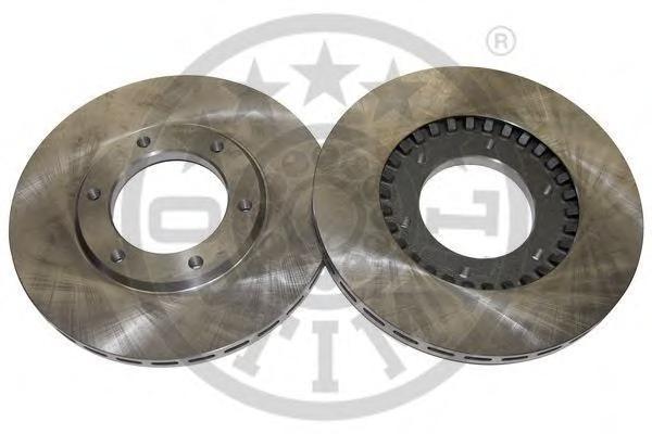 BS3370 OPTIMAL Тормозной диск