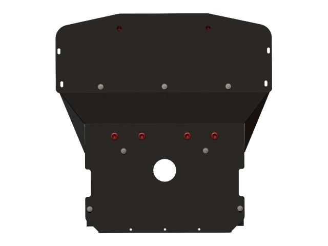 Защита картера, Кузов: Е39, сталь 2 мм, вес: 13,77, время  установки: 15-30 мин. SHERIFF 030294