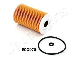 FOECO076 JAPANPARTS FO-ECO076 Фильтр масляный Hyundai i20 1.6CRDi, Kia Sorento 3.3Soul 1.6CRDi 07