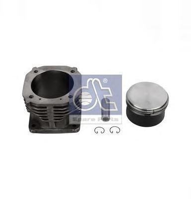 Ремкомплект, компрессор DIESEL TECHNIC 490231
