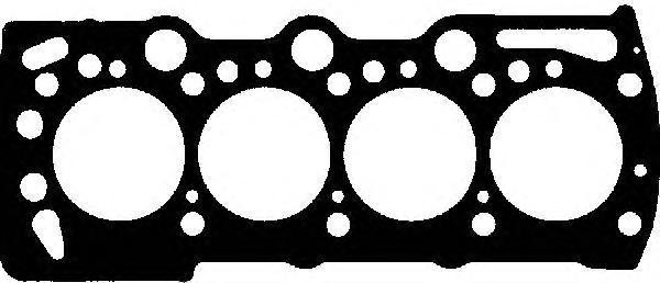 H2283920 GLASER Прокладка, головка цилиндра