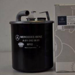 Топливный фильтр MERCEDES-BENZ A6110920601