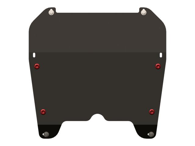 160548 SHERIFF Защита картера и КПП, Кузов: C HB, сталь 2 мм, вес: 7,4, время  установки: 15-30 мин.