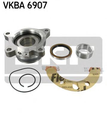 Комплект подшипника ступицы колеса SKF VKBA6907