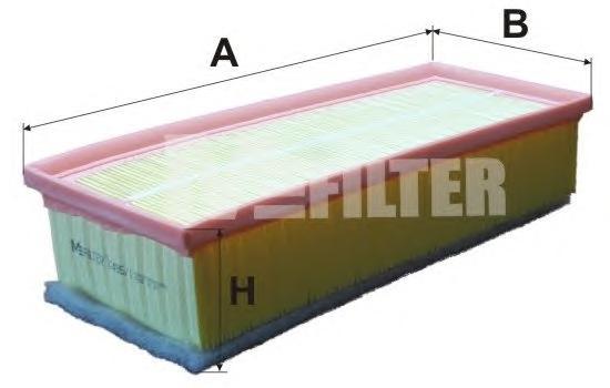 Воздушный фильтр M-FILTER K4951