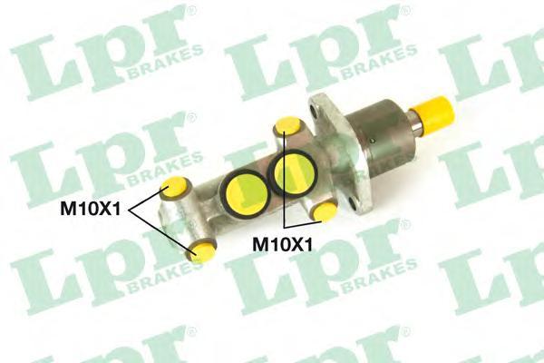 Главный тормозной цилиндр LPR 1906