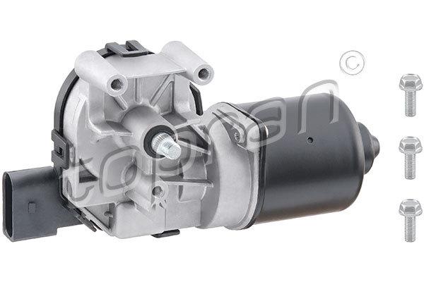115063 TOPRAN Двигатель стеклоочистителя