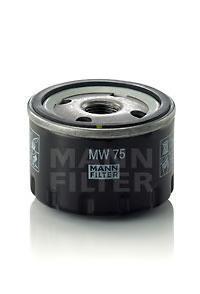 MW75 MANN Масляный фильтр