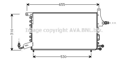 ST5026D AVA Конденсатор, кондиционер