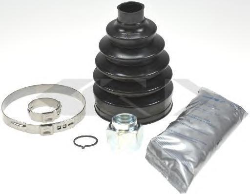 Комплект пылника, приводной вал GKN-SPIDAN 21848