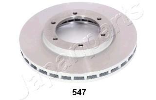 DI547 JAPANPARTS Тормозной диск