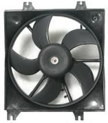 47546 NRF Вентилятор, охлаждение двигателя
