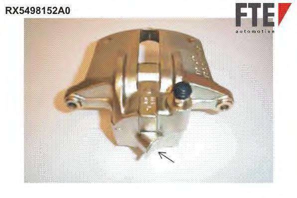 Тормозной суппорт FTE AUTOMOTIVE RX5498152A0