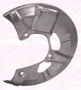 0009378 KLOKKERHOLM Отражатель, диск тормозного механизма
