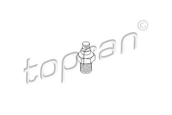 107350 HANS PRIES Температурный датчик охлаждающей жидкости