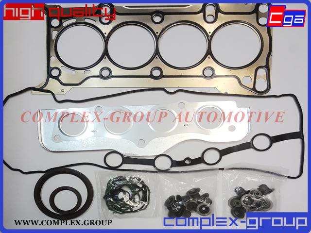 02GSK300RA CGA Комплект прокладок(металл)