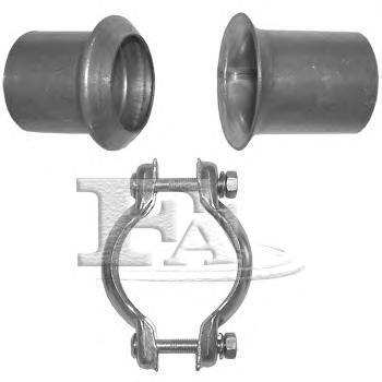 008950 FISCHER AUTOMOTIVE 1 Рем. комплект, труба выхлопного газа