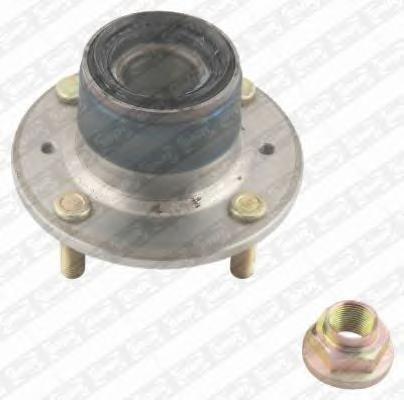 R17316 NTN-SNR Комплект подшипника ступицы колеса