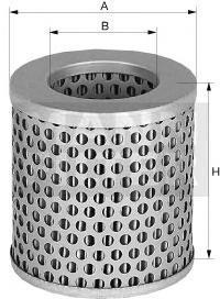 Воздушный фильтр MANN C75