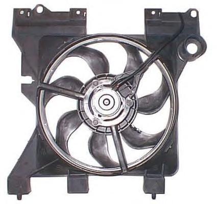 LE705 BERU Вентилятор