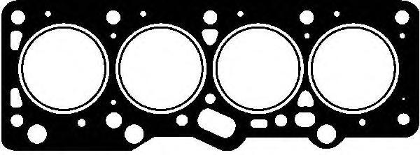 Прокладка, головка цилиндра GLASER H0166000