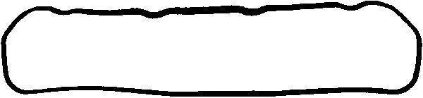 715248600 REINZ Прокладка, крышка головки цилиндра