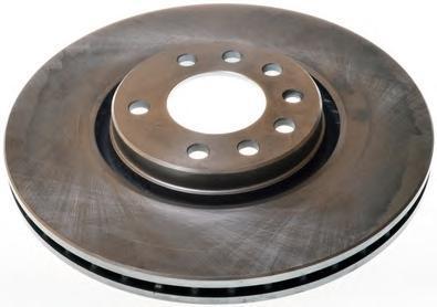 B130445 DENCKERMANN Тормозной диск