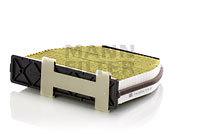 FP290051 MANN-FILTER Фильтр, воздух во внутренном пространстве
