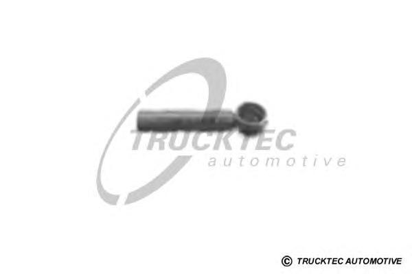 0167504 TRUCKTEC Шаровой подпятник