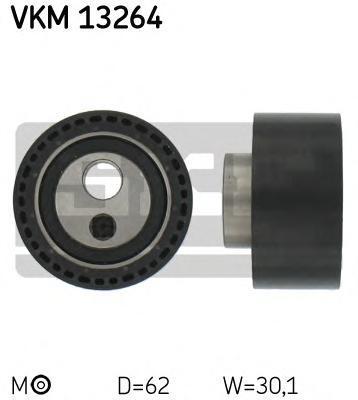 VKM13264 SKF Натяжной ролик, ремень ГРМ